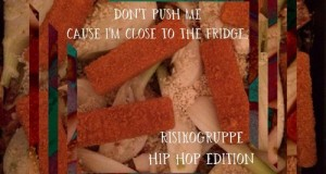 Paco / Risikogruppe – Don't Push Me Cause I'm Close To The Fridge